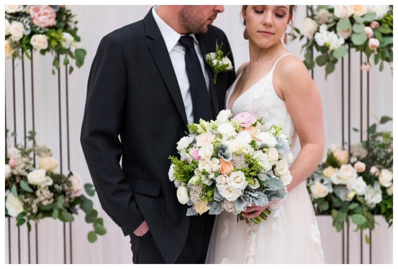 Creative Edge Flowers Wedding Bouquet