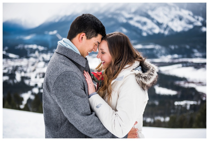 Wedding Proposal Photography Banff