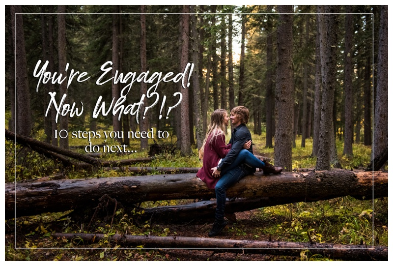 You're Engaged! Now What?!?