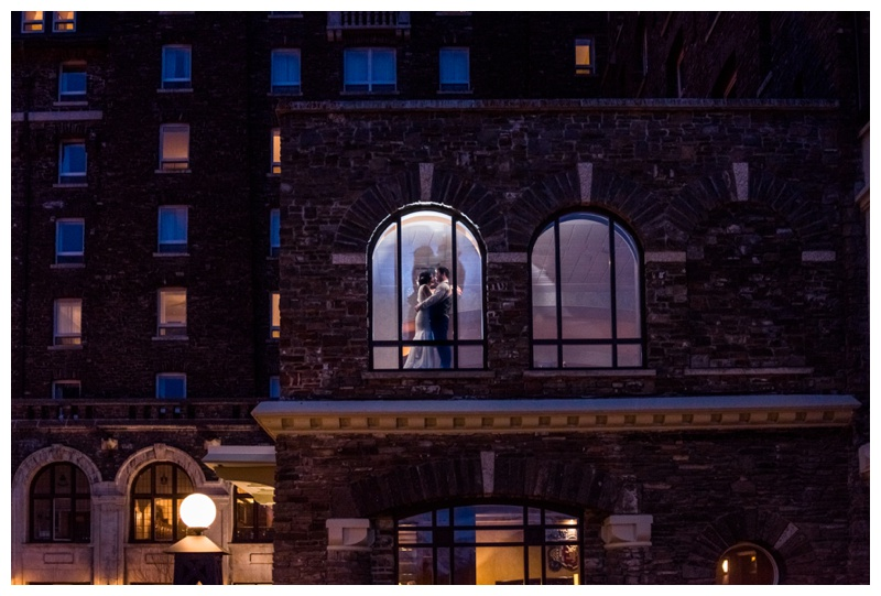 Banff Spring Resort Wedding Photography