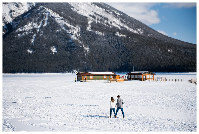 Banff Wedding Proposal