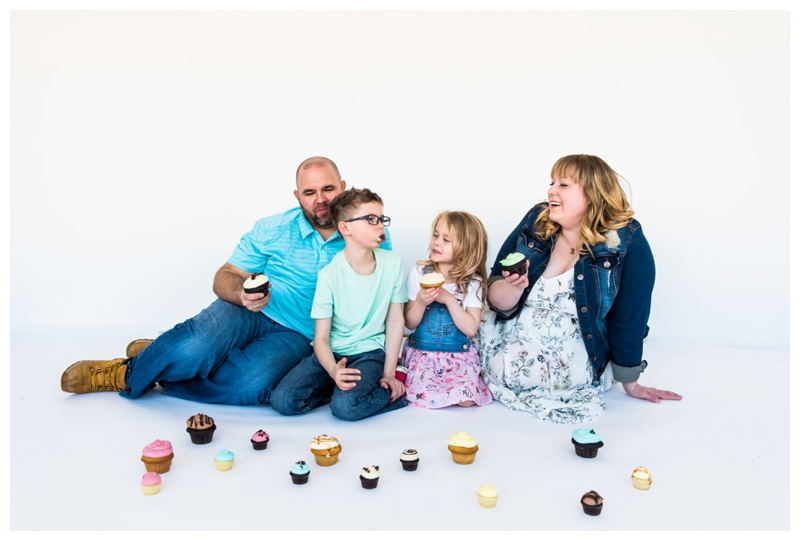 Calgary Studio Family Photos