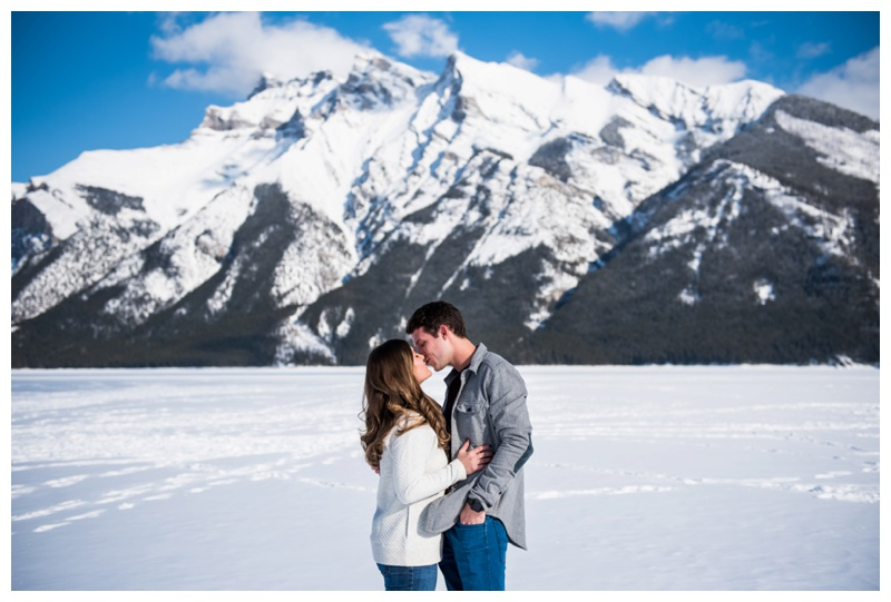 Engagement Photos Banff Alberta
