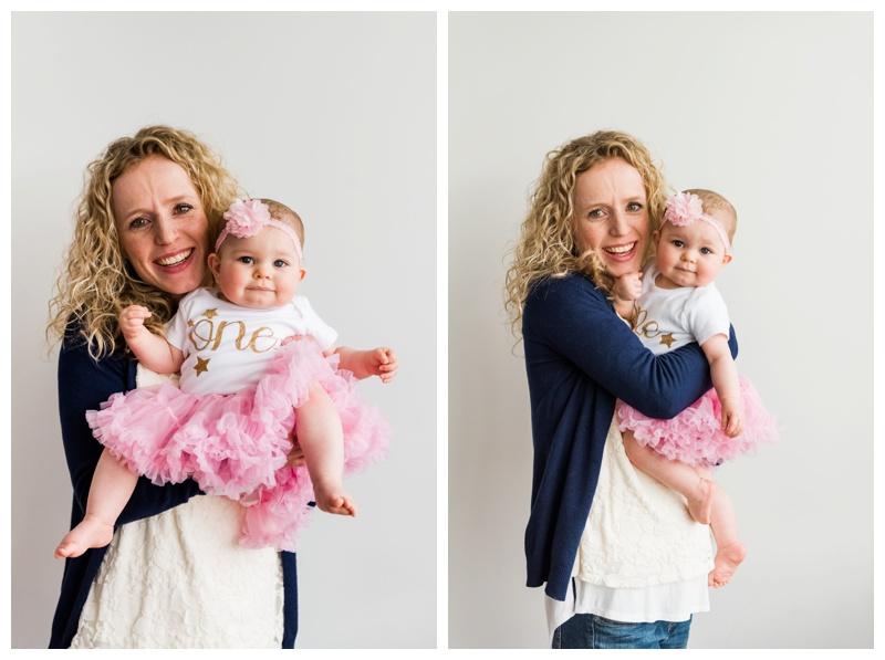 Mom & Daughter Family Photos Calgary
