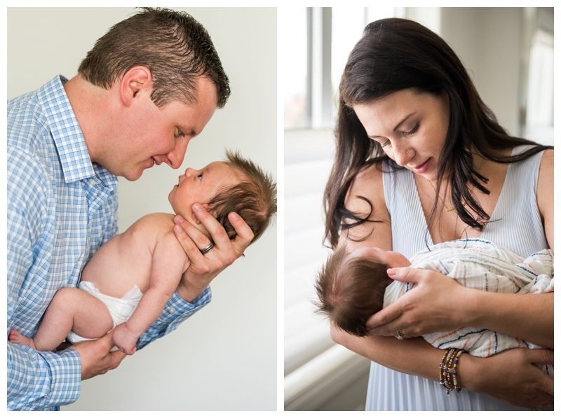 Calgary Photographer - Newborn Photography