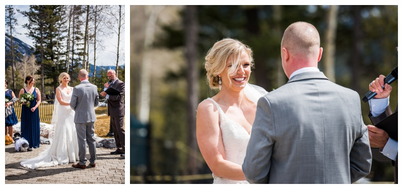 Canmore Wedding Ceremonies - Silvertip Golf Course