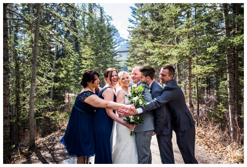 Canmore Wedding - Wedding Park Photography