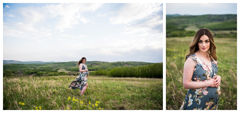 Cochrane Maternity Photographer