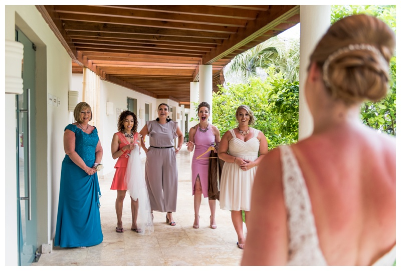 Destination Wedding Photographer - Now Larimar Dominicain Republic