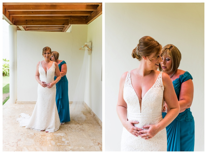 Destination Wedding Photography - Now Larimar Dominican Republic
