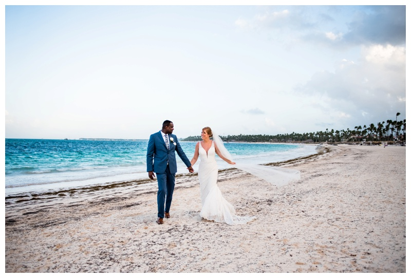 Now Larimar Destination Wedding- Bride & Grom