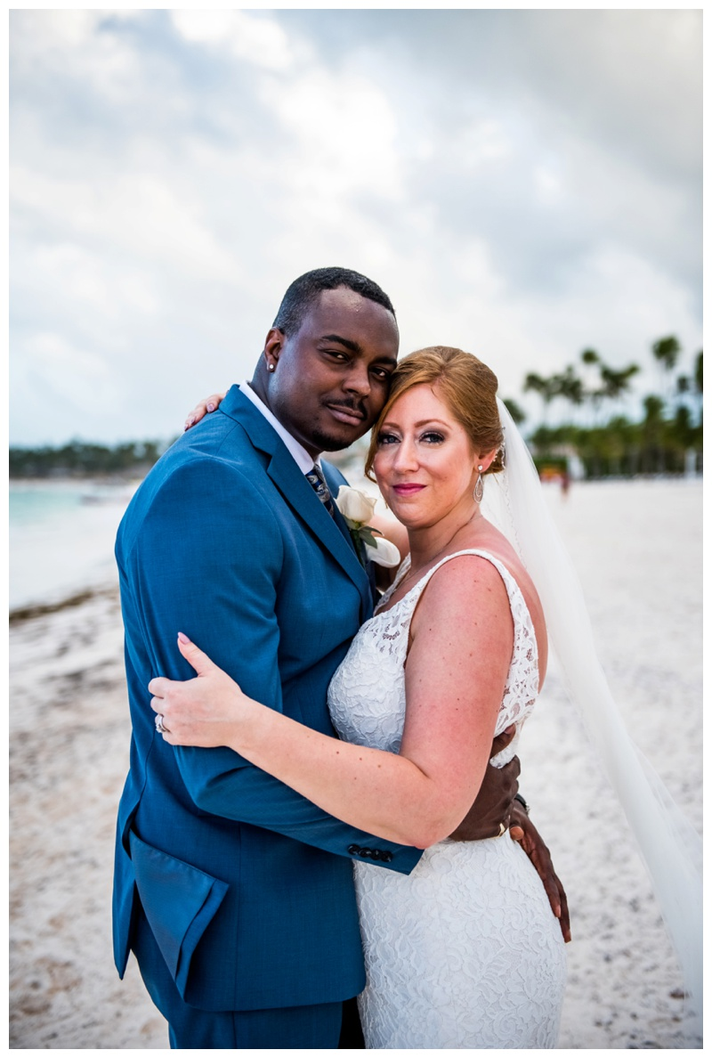 Now Larimar Destination Wedding- Dominicain Republic Bride & Groom Formals