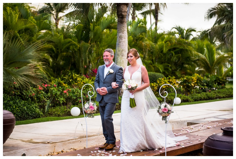 Now Larimar Destination Wedding Photography - Wedding Ceremony
