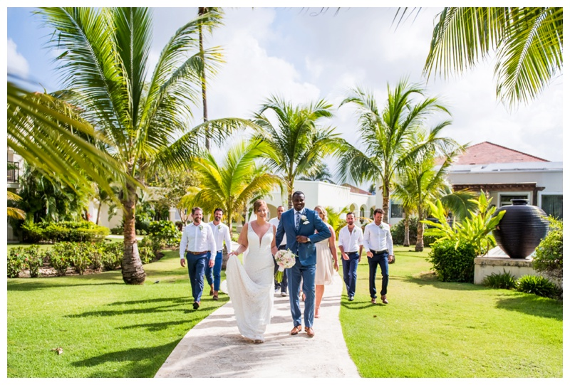 Now Larimar Destination Wedding Photography - Wedding Party Photography