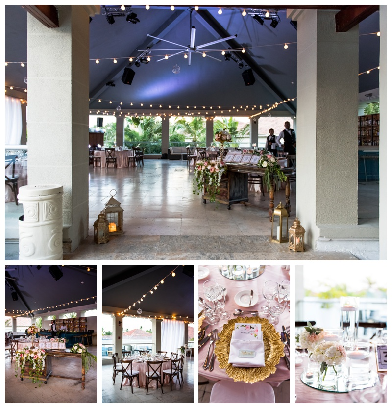 Now Larimar Destination Wedding- Reception