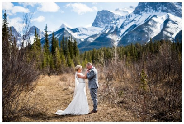 Canmore Silvertip Golf Course Wedding | Wayne & Ashley | Canmore Wedding Photographer