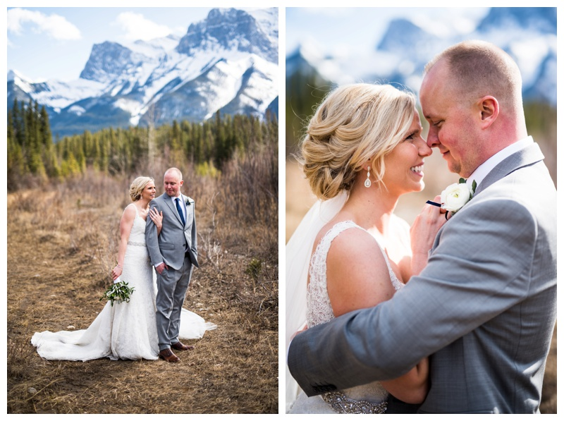 Rocky Mountain Weddings - Canmore Alberta