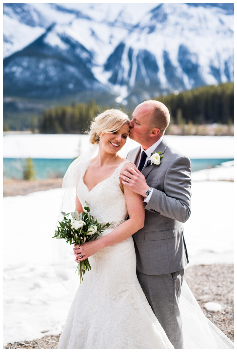 Silvertip Golf Course Wedding - Canmore Wedding Photographer