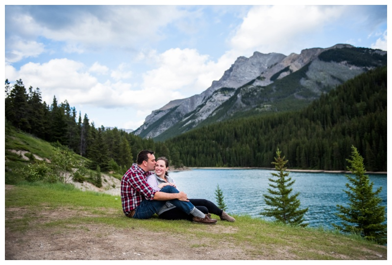 Banff Couple Photographer