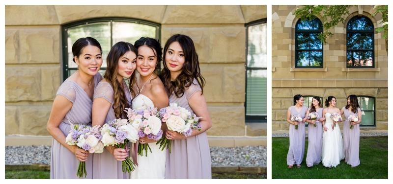 Bridesmaid Photos - Calgary Wedding Photographer