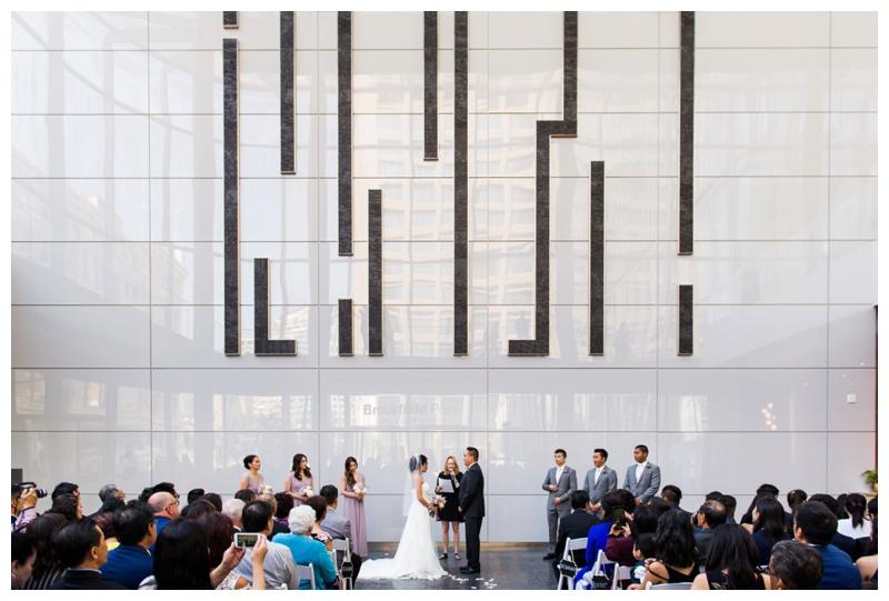 Brookfield Place Wedding - Calgary