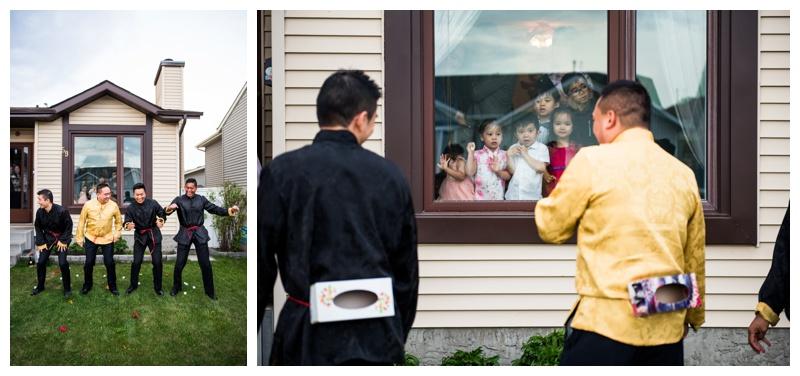Calgary Chinese Wedding - Calgary Wedding Photographer
