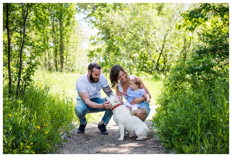Calgary Spring Family Photos