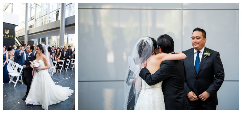 Calgary Wedding Ceremonies - Brookfield Place Downtown Calgary