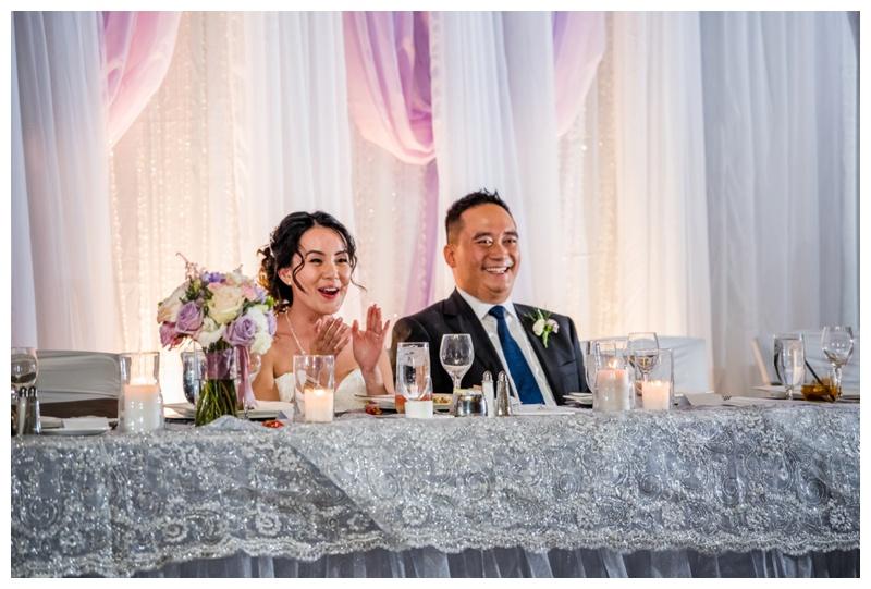 Calgary Wedding Reception - Calgary Hyatt Downtown