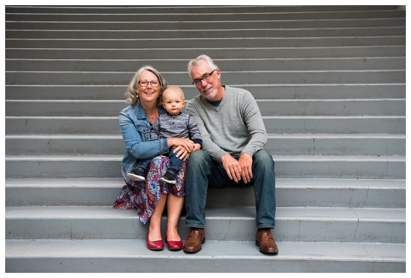 Grandparent Family Photos Calgary