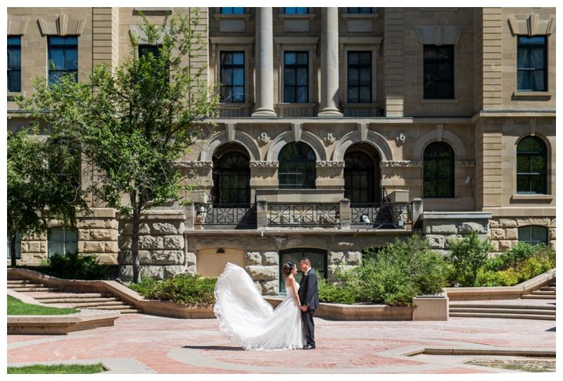 McDougal Center Wedding Photography Calgary