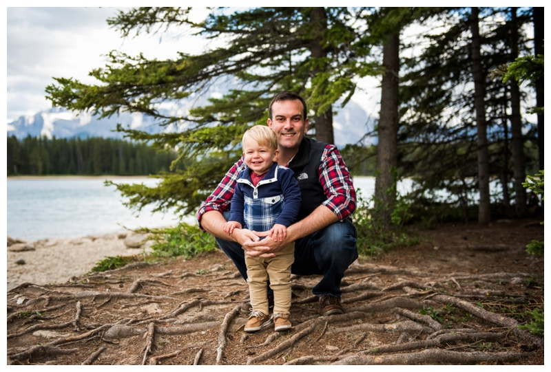 Rocky Mountain Family Photographer - Banff