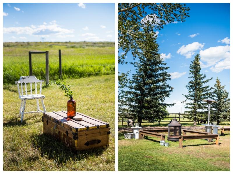 Alberta Farm Wedding Receptions - The Gathered