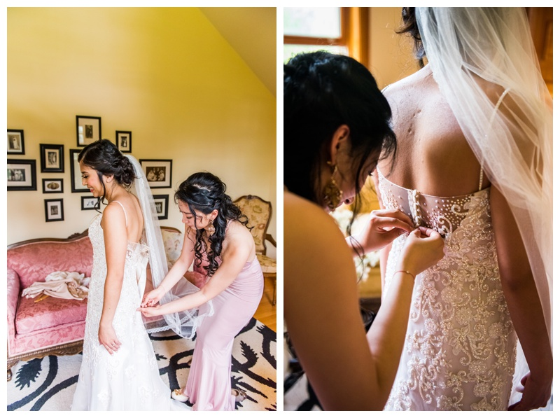 Bridal Getting Ready Images - Calgary Wedding Photographer