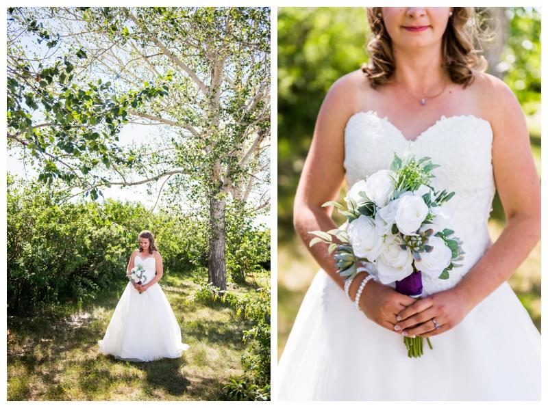 Bridal Portraits - Calgary Wedding Photographer