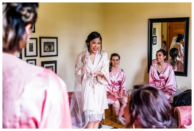 Bridal Prep Wedding Photography - Calgary