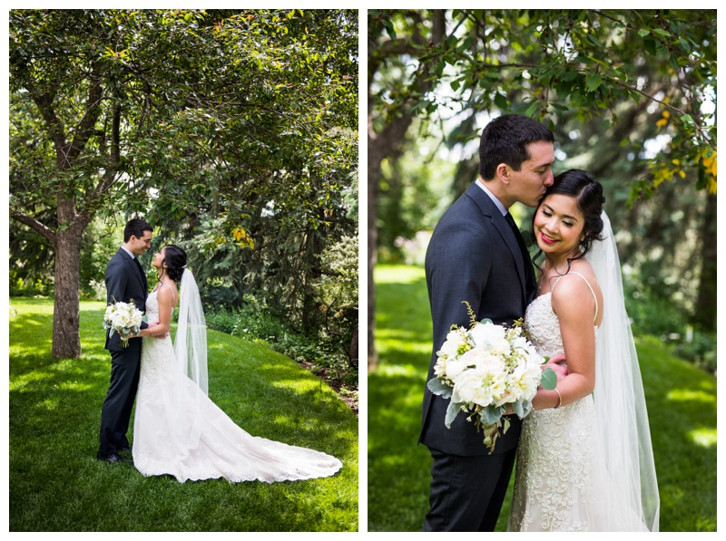 Bride & Groom Photography - Reader Rock Garden