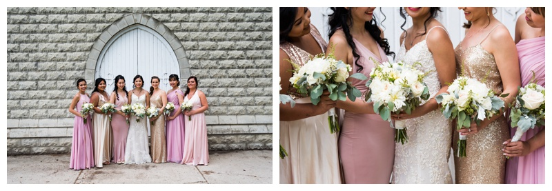 Bridesmaid Photography Calgary - Calgary Wedding Photographer