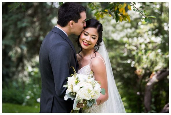 Calgary Reader Rock Garden Wedding | Tim & Serina | Calgary Wedding Photographer