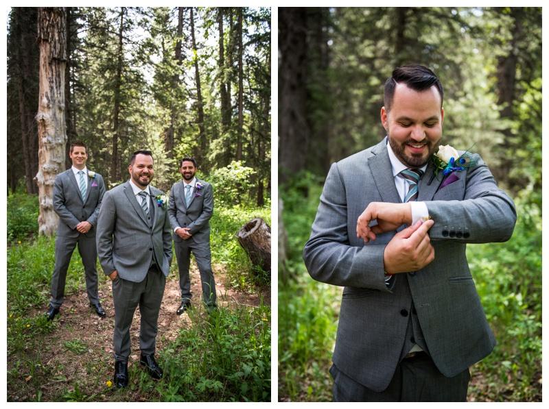 Calgary Lake House Wedding Photography