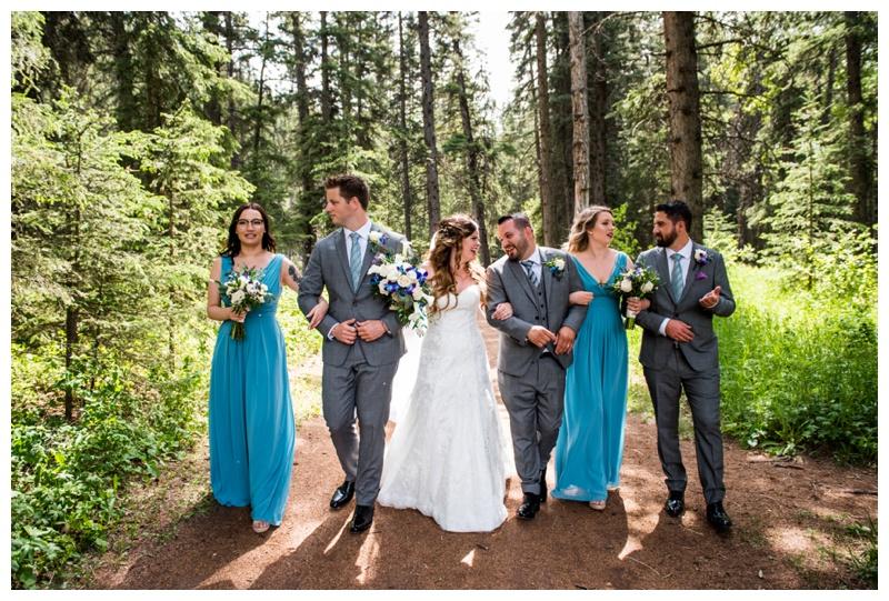 Calgary Lake House Wedding Photos