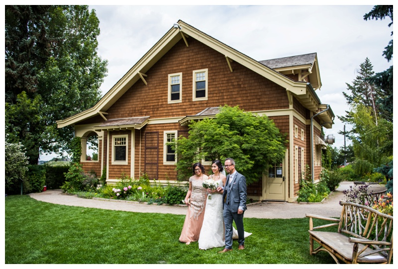 Calgary Reader Rock Garden Wedding