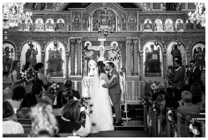 Calgary Saint Demetrios Greek Orthodox Chuch - Calgary Wedding Photographer
