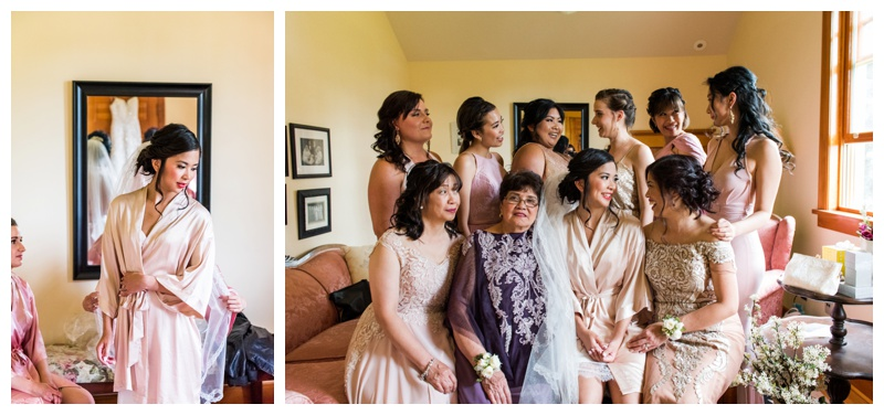 Calgary Wedding Photographer - Bridal Prep Photos