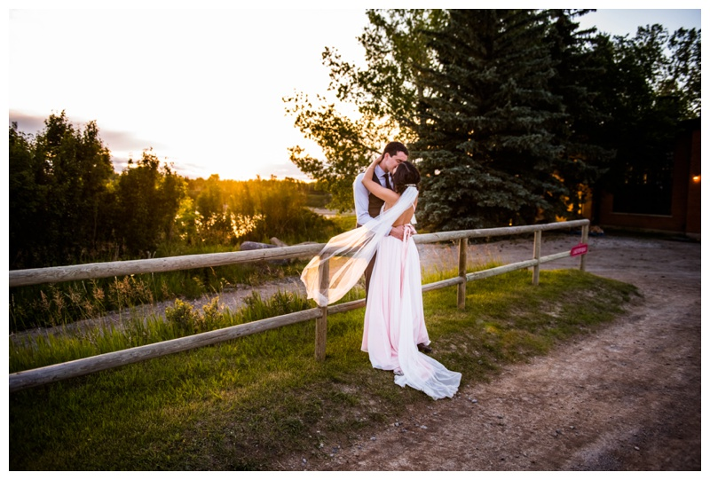 Calgary Wedding Photographers - Heritage Park Wedding