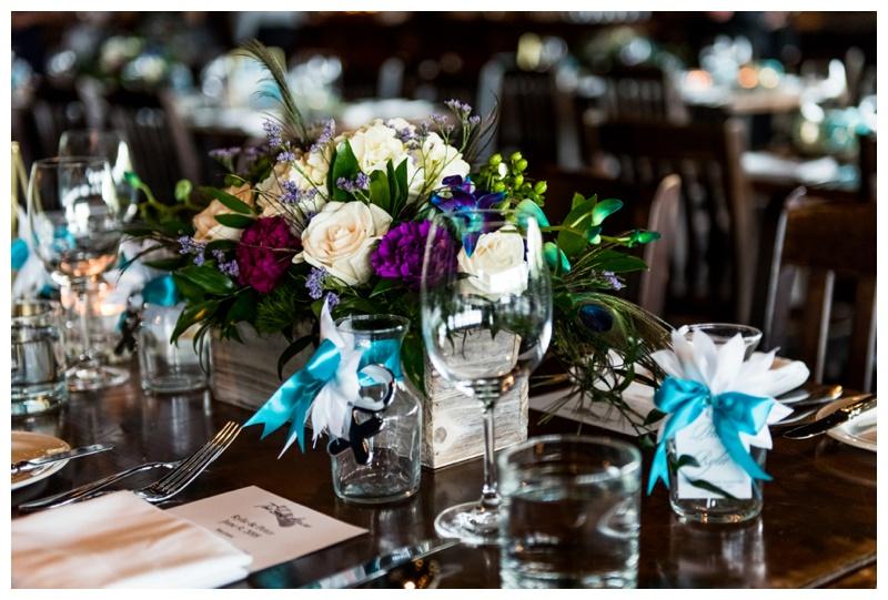 Calgary Wedding Reception Photos - The Lake House