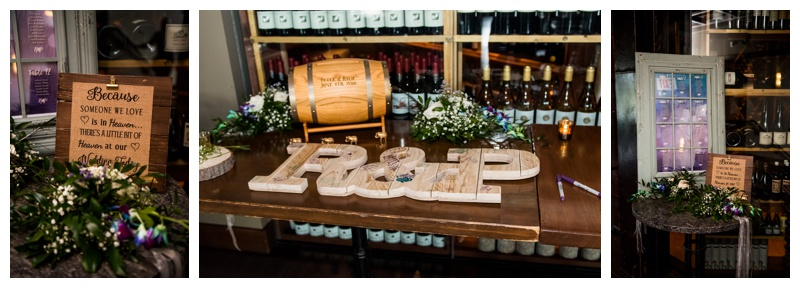 Calgary Wedding Reception - The Lake House