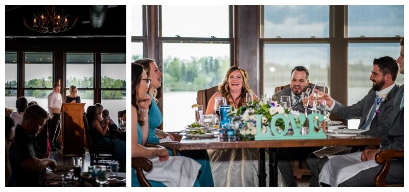 Calgary Wedding Reception Venues - The Lake House