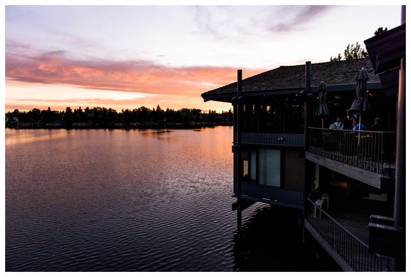 Calgary Wedding Venues - The Lake House