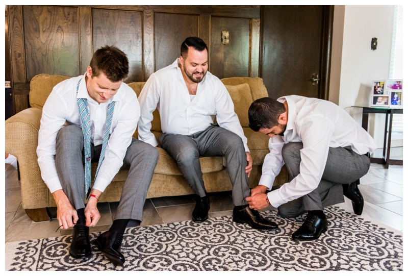 Groom Prep Wedding Photography Calgary